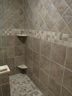 Like This Shower Tile