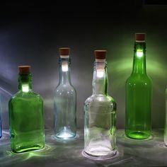 Tappi Luminosi Per Bottiglie