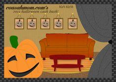 2013 Halloween Cash Bash giveaway ends 10/31
