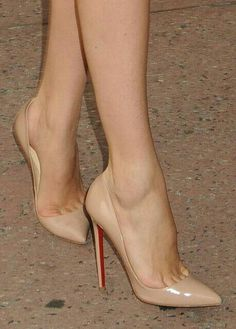 035d60a60ba7 Not only do heels make your legs look fantastic