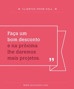 """Frases famosas de """"Clientes from Hell"""""""