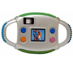 Digital Concepts 23070 Crayola VGA Camera with 1.1 Preview Screen (Green)
