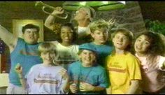 Salute Your Shorts. My Favorite Show When I was Little!