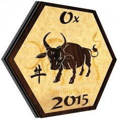 Ox Chinese Horoscope 2015 Predictions