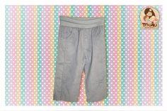 Pantalón confeccionado en algodón peruano Tallas: 3 a 18 meses $16.990