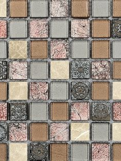 Cobblestone Backsplash travertine brown glass mix kitchen backsplash tile from backsplash