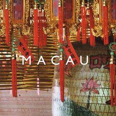 Red is a colour you'll spot all over Macau. Photo @pietermiguel #macau #visitmacau #travel2next