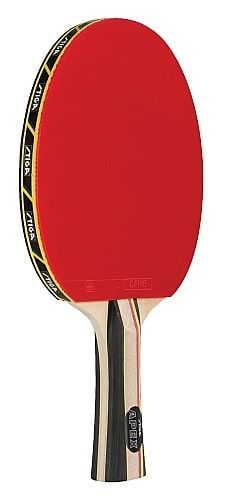 Stiga Apex Ping Pong Racket Review Table Tennis Racket Table Tennis Ping Pong Table Tennis