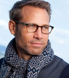 Seraphin Men's Eyewear available at IRIS http://iris.ca