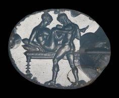 Intaglio  Greece, 4th century BC  The Museum of Fine Arts, Boston