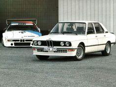 BMW M535i Sedan - 1980