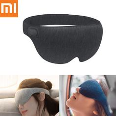 Xiaomi Mijia Ardor Stereoscopic Hot Compress Eye Mask Surround Heating Relieve Fatigue USB Type-C Powered for Work Study Rest Xiaomi Logo, Installation Solaire, Hot Compress, Magic Loop, Watch Photo, Usb, Sleep Mask, Natural Disasters, Off Grid