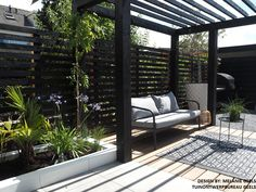 There are lots of pergola designs for you to choose from. You can choose the design based on various factors. First of all you have to decide where you are going to have your pergola and how much shade you want. Patio Pergola, Pergola Carport, Building A Pergola, Pergola Canopy, Pergola With Roof, Pergola Shade, Pergola Plans, Carport Garage, Attached Pergola