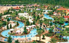 River Island At Holiday Inn Club Vacations Orange Lake Resort Orlando Florida