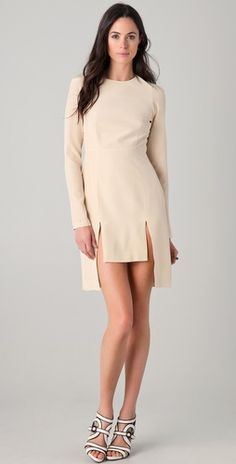 Ellery Cookie Cutter Dress - seriously want (and the shoes!!!).  bye-bye $1,200!!!!