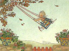 Henriette Willebeek le Mair - swing