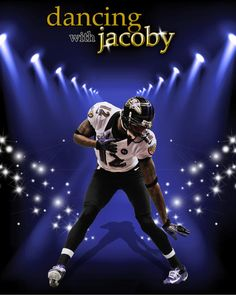Jacoby Jones on DWTS