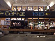 Behind The Bar At Casc Aberdeen
