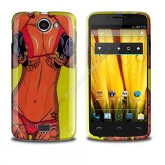 Carcasa móvil Aquaris 5 chica sexy - Mantenga su teléfono móvil seguro y protegido con esta Carcasa móvil Aquaris 5 chica sexy, fabricada en TPU