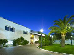 #Parador de #Mazagón #exterior #hotel con #encanto