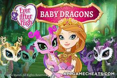 Ever After High Baby Dragons Hack, Tips, & Cheats for All Dragons & All Packs Unlock  #BabyDragons #EverAfterHigh #Popular #Simulation #Strategy http://appgamecheats.com/ever-after-high-baby-dragons-hack-tips-cheats/
