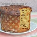 Your Very Own Gluten Free Panettone Gluten Free Deserts, Gluten Free Bakery, Gluten Free Treats, Gluten Free Flour, Gluten Free Recipes, Italian Christmas Bread, Panettone Bread, Gluten Free Thanksgiving, Sem Lactose