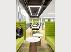 MID-SIZE OFFICE WINNER | Pirch Headquarters | Hollander Design Group