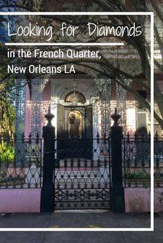 The perfect list of interesting and fun things to do in New Orleans, Louisiana.