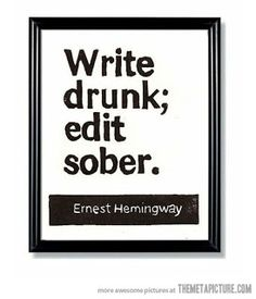 funny sayings about writing - Google Search