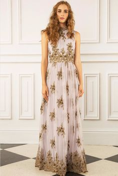 This Dreamy New Wedding Dress Collection Was Made for Indie Brides via @WhoWhatWearUK