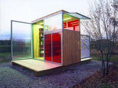 // Zusatzraum // Exilhäuser Architekten www.exilhaeuser.de