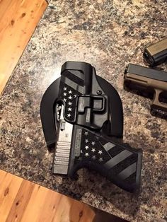 Glock love the holster Weapons Guns, Guns And Ammo, Airsoft, Custom Guns, Custom Glock, Fire Powers, Police, Cool Guns, Tactical Gear