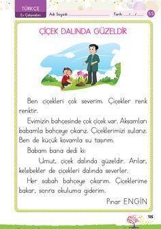 1. Sınıf Konu Anlatım EV ÇALIŞMALARI Turkish Language, Arabic Language, Learn Turkish, Learning Arabic, Crafts For Kids, Classroom, Activities, Education, Books