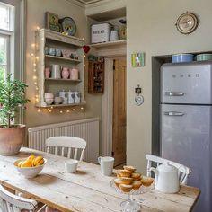 Smitten With Pretty Kitchens