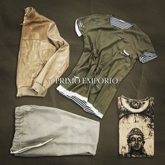 • Perfect outfit for April's weekend  •  ______  Find these items and many more on our Online Store, more incoming the next days, stay tuned!   www.primoemporio.it  #primoemporio #spring #summer #collection #ss16 #onlineshopping #worldwide #mensstyle #fashion #instamood #instafashion #outfittoday #style #ootd #menswear #ootn