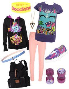 """""""Blood On The Dance Floor!"""" by labitbaybee ❤ liked on Polyvore"""