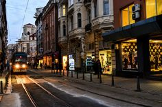 Graf Ignatiev st., Sofia, Bulgaria Typical Girl, Bonde, Sofia Bulgaria, Cities In Europe, European Countries, Night City, Travel Aesthetic, Old City, Eastern Europe