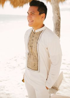 """Excellent """"serenade of the seas"""" info is available on our site. Read more and you will not be sorry you did. Barong Tagalog Wedding, Barong Wedding, Beach Wedding Groom, Wedding Suits, Wedding Attire, Groom Attire, Groom And Groomsmen, Serenade Of The Seas, Filipino Wedding"""