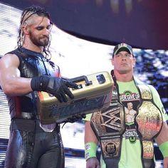 I wonder what John Cena is thinking