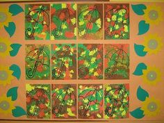 j Autumn Crafts, Fall Crafts For Kids, Painting, Anna, Autumn, Autumn Crafts Kids, Painting Art, Paintings, Painted Canvas