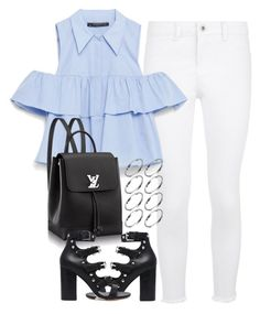 """""""Untitled #4165"""" by maddie1128 ❤ liked on Polyvore featuring Zara and ASOS"""