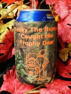 "Today the hunter caught his trophy ""dear"". LMAO!!! @Lexie Tampow this is soooooo you!!!! I see a new theme :))"