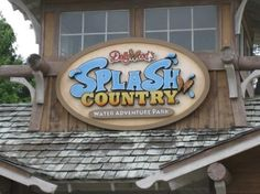 Dollywood's Splash Country Water Adventure Park, Pigeon Forge, TN