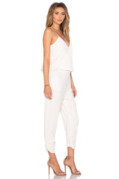 Parker Ivy Jumpsuit in Pearl | REVOLVE