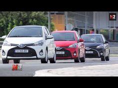 TOYOTA YARIS 2014 - FIRST TEST DRIVE