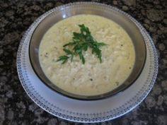 Cauliflower soup | LCHF - lowcarbHEALTHYfat