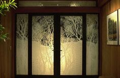 Image detail for -Art-Glass Window - contemporary - windows - seattle - by Glassworks ...