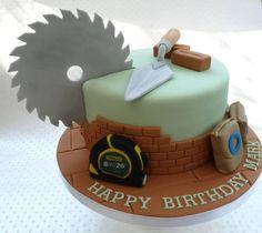 Builders cake