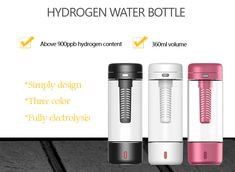 Hydrogen water makers from Olansi www.olansi.net