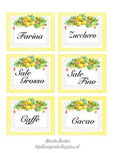 Printable Labels, Printables, Holly Hobbie, Decoupage, Diy And Crafts, Bullet Journal, Templates, Miniature, Filofax